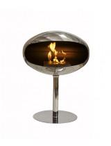 Cocoon Terra Pedestal Stainless Steel